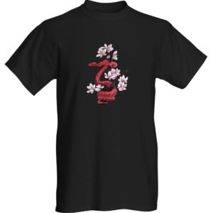 green tree python t-shirt